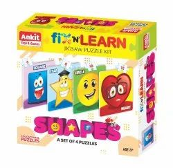 Fix and Learn Puzzle Shapes