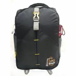 SNS Bags for School, College, Travel, Laptop, Backpack, Multi Utility with Air Mesh.