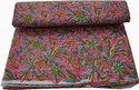 Hand Block Printed Fabric Cotton Jaipuri Print