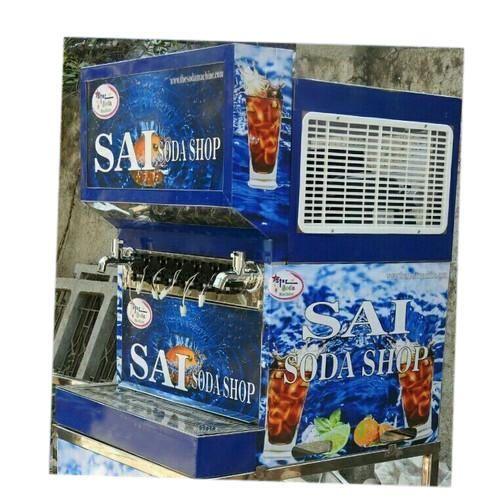 bfa2e130f890 Stainless Steel Mini Soda Vending Machine
