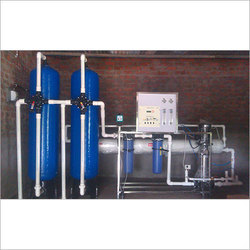 2000 LPH Industrial Ro Water Plant