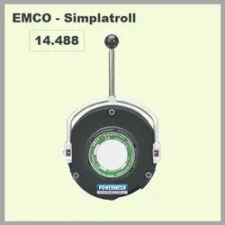 14.488 Emco Simplatroll Spring Applied Brake