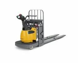 Electric Rider Pallet Truck