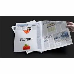 Newspaper Pamphlet Advertisement Services