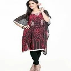 Polyester Ladies Kaftan