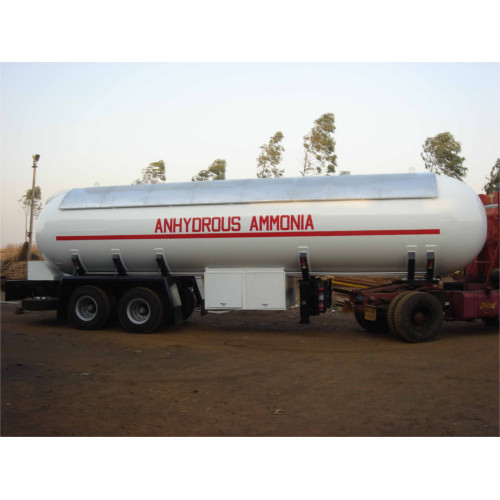 Requirements for the Storage and Handling of Anhydrous Ammonia