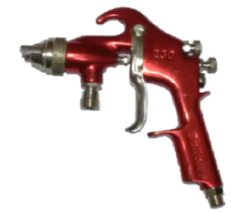 Bullows Pressure Feed Paint Spray Gun, Model Number/Name: 230