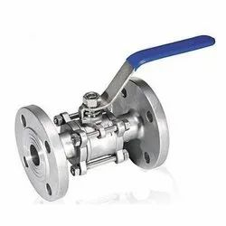 Fire Safe Two Piece Design Investment Casting Ball Valve