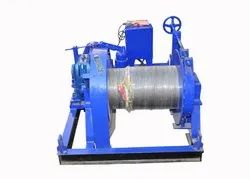 3 Ton Electric Wire Rope Winch Machine