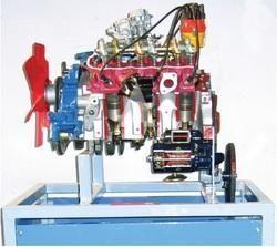 4 Stroke 6 Cylinder Petrol Engine V-6