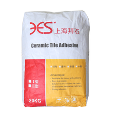 Powder Ceramic Tile Adhesive, 20 Kg, Packaging Type: PP Bag