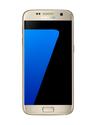 Gold Samsung Galaxy S7