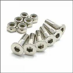Mild Steel Check Nuts
