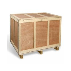 Plywood Pallet Box
