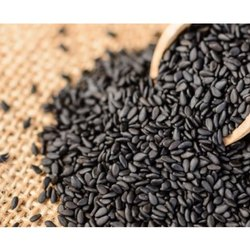 Black Iyarkai Sesame Seeds, Packaging Size: 5-10 Kg