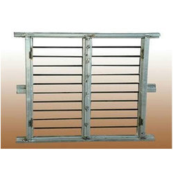 Iron Window Frame