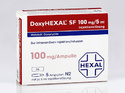 Doxyhexal sf 100mg/5ml