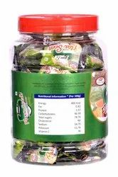 SGP Lemon SGR Candy, Packaging Type: Plastic Jar