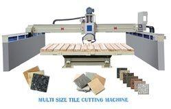 Bridge Type Granite and Sand Stone Tile Cutting Machine