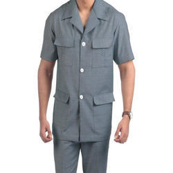 Plain Readymade Safari Suit