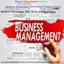 Management and Strategy PhD Thesis Writing Consultancy Services