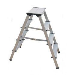Aluminium Stool Ladders, 4