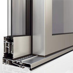 Aluminium Door Section
