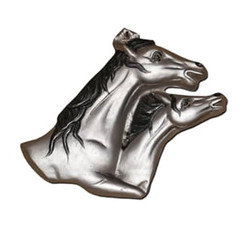 Attractive Horse Pair Wall Hanging