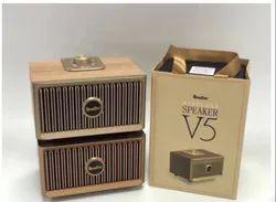 wooden Speaker V5