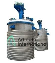 Alkyd Resin Reaction Vessel