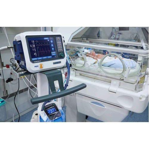 Neonatal Ventilator, for ICU, Rs 1800000 /piece Rudrani Enterprises | ID:  14681713691