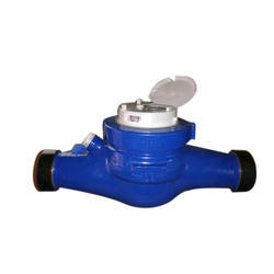 Brass Analog Itron Water Meter, For Industrial & Residential, Size (Inch): 0.5 - 2 Inch