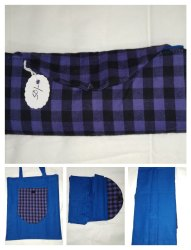 HSV Group Folding Shopping Bags