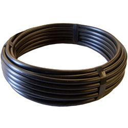 Black Round Head HDPE Coil Pipe