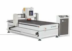 Wood, Plastic And Acrylic CNC Wood Router Machine, 3 Kw To 6 Kw, Model Name/Number: 1325