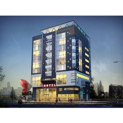 Commercial Building Designing Service