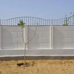 Rcc Boundary Wall Rs 80 Square Feet Sharma Enterprises Id 20932886830