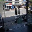 Toughened Door Glass