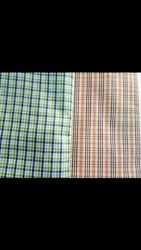 Uniform Checks Fabric