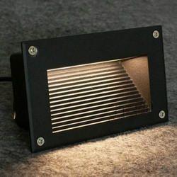 2.4W LIVA Outdoor LED Foot Lights