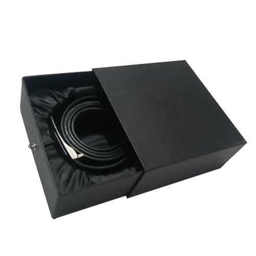 Cardboard Black Belt Paper Packing Box, for Gift & Crafts, Rs 50 /unit |  ID: 4408734830