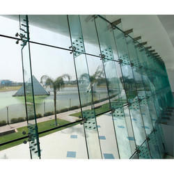 Jewel Tuf Transparent Architectural Glass