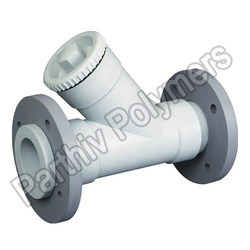 PP Y Type Thread Strainer