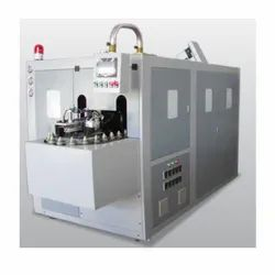 4 Cavity Fully Automatic Stretch Blow Molding Machine