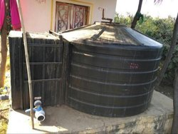 Jivamrut Slurry Filter Tank
