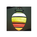 Glass Colored Light Home Decorate Hanging Lantern