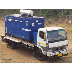 Long Term Rental of Gensets from 10 KVA to 650 KVA
