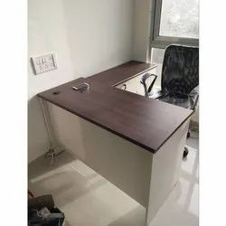 KO-EXT-131 L Shape Executive Table