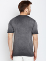 Men Printed Cotton Round Neck T-Shirt