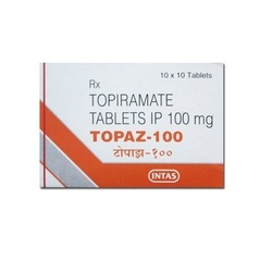 Topiramate Tablets 100 Mg